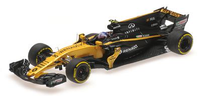 """Renault RS17 """"GP. Australia nº 30 Jolyon Palmer (2017) Minichamps 1:43"""