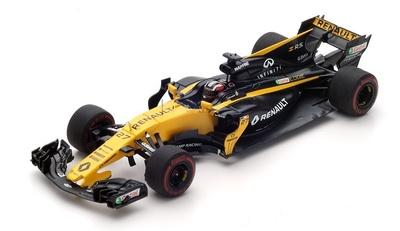 "Renault RS17 ""GP. Barein"" nº 27 Nico Hülkenberg (2017) Spark 1:43"