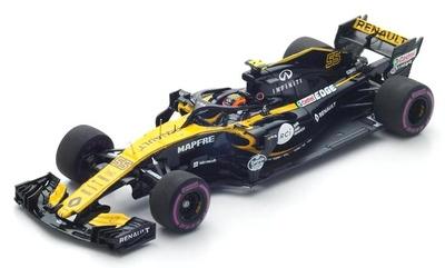 "Renault RS18 ""GP. Australia"" nº 55 Carlos Sainz (2018) Spark 1/:43"