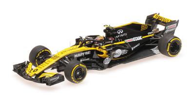 Renault RS18 nº 55 Carlos Sainz (2018) Minichamps 1:43