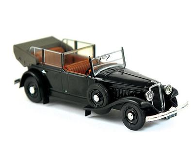 """Renault Reinastella Présidentielle """"Albert Lebrun"""" (1936) Norev 1:43"""