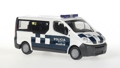 """Renault Trafic """"Policia Municipal de Madrid"""" Rietze 1/87"""