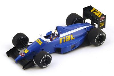 "Rial ARC2 ""GP. Brasil"" nº 38 Christian Danner (1989) Spark 1:43"