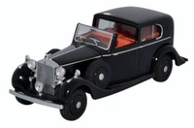 Rolls Royce Phantom III (1936) Oxford 1/76