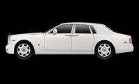 Rolls Royce Phantom Sedan (2009) True Scale 1/43