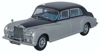 Rolls Royce Phantom V James Young (1968) Oxford 1/43