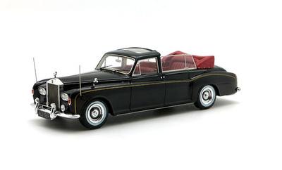 Rolls Royce Phantom V State Landaulette (1967) True Scale Models 1/43
