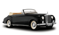 Rolls Royce Silver Cloud II Drophead (1961) True Scale Models 1/43