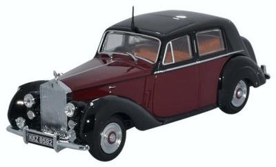 Rolls Royce Silver Dawn (1950) Oxford 1/43