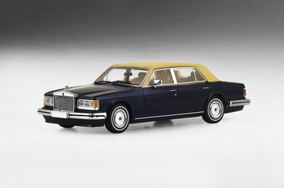 Rolls Royce Silver Spur II (Spirit) (1991) True Scale Models 1/43