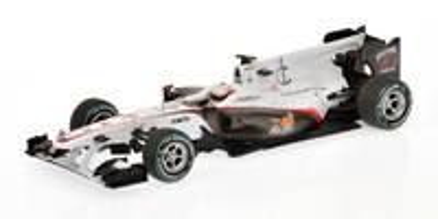 "Sauber C29 ""GP. Japón"" nº 23 Kamui Kobayashi (2010) Minichamps 1/43"