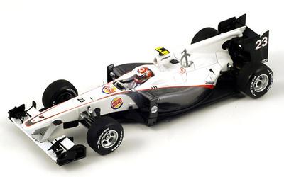 "Sauber C29 ""GP. Japón"" nº 23 Kamui Kobayashi (2010) Spark 1/43"