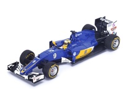 """Sauber C35 """"GP. Australia"""" nº 9 Marcus Ericsson (2016 ) Spark 1:43"""