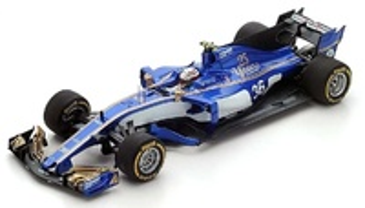 "Sauber C36 ""GP. Australia"" nº 36 Antonio Giovinazzi (2017) Spark 1:43"