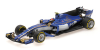 "Sauber C36 ""GP. Barein"" Pascal Wehrlein (2017) Minichamps 1:43"