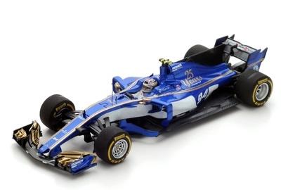 """Sauber C36 """"GP. Barein"""" nº 94 Pascal Wehrlein (2017) Spark 1:43"""