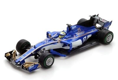 "Sauber C36 ""GP. China"" nº 9 Marcus Ericsson (2017) Spark 1:43"