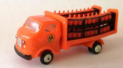 Sava T58 Camión de Butano (1961) Mini-Cars 1/86