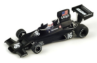 "Shadow DN3 ""GP. Mónaco"" nº 16 Brian Redman (1974) Spark 1/43"
