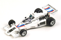 "Shadow DN8 ""GP. USA"" nº 16 Jean Pierre Jarier (1977) Spark 1/43"