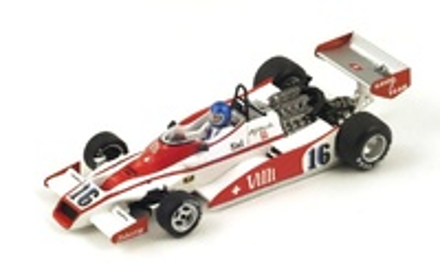"Shadow DN9 ""GP. Gran Bretaña"" nº 16 Hans Joachim Stuck (1978) Spark 1:43"