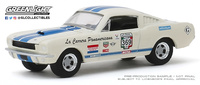 Shelby GT350 (1965) nº 369 - La carrera panamericana de 2016 Greenlight 1/64