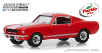 """Shelby GT350 """"Turtle Max"""" (1965) Greenlight 1/64"""