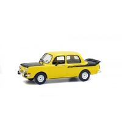 Simca Rallye 2 (1974) Solido 1/43