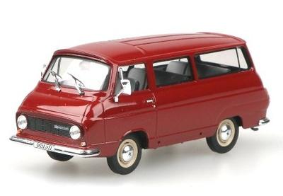 Skoda 1203 Microbus (1967) Abrex 1/43