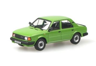 Skoda 120L (1984) Abrex 1/43