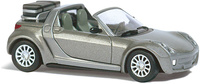"Smart Roadster ""Traveller"" (2003) Busch 1/87"
