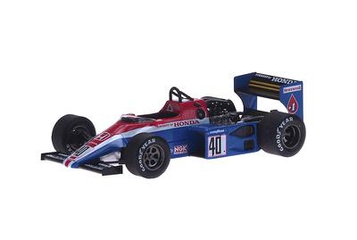 "Spirit 201C ""GP. Holanda"" nº 40 Stefan Johansson (1983) Reve 1/43"
