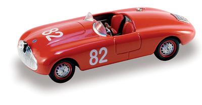 Stanguellini 1100 Sport Mille Miglia nº 82 Terigi - Berti (1948) Starline 1/43