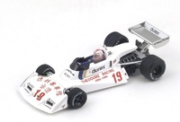 "Surtees TS19 ""4º GP. Japón"" n°19 Alan Jones (1976) Spark 1:43"
