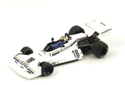 "Surtees TS19 ""GP Alemania"" nº 18 Vern Schuppan (1977) Spark S4011 1:43"