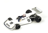 "Surtees TS19 ""GP. Gran Bretaña"" nº 19 Alan Jones (1976) Spark 1:43"