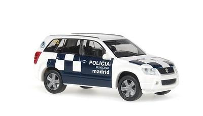 "Suzuki Grand Vitara ""Policia Municipal de Madrid"" Rietze 1/87"