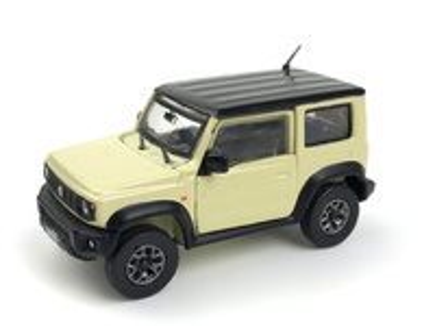 Suzuki Jimny (2019) DM 1/64