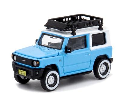 """Suzuki Jimny """"Edición Baby Blue"""" (2019) Era 1/64"""