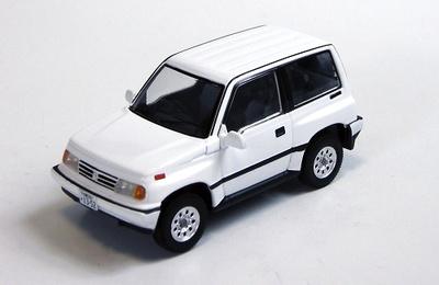 """Suzuki Vitara """"Escudo"""" (1992) Premium X 1:43 (descatalogado)"""