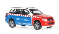 "Suzuki Vitara ""Policia Local Escorial"" Rietze 1/87"