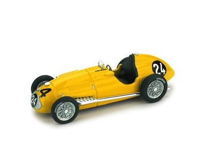 """Talbot T26C """"6º GP. Bélgica"""" nº 24 André Pilette (1951) Brumm"""
