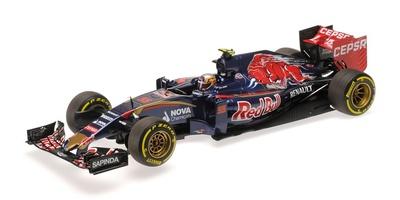 Toro Rosso STR10 nº 55 Carlos Sainz Jr. (2015) Minichamps 1:18