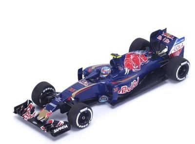 Toro Rosso STR11 n°33 Max Verstappen (2016) Spark 1:43