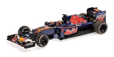 Toro Rosso STR11 nº 26 Danil Kvyat (2016) Minichamps 1:43