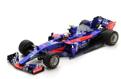 """Toro Rosso STR12 """"GP. Australia"""" nº 55 Carlos Sainz Jr (2017) Spark 1:18"""