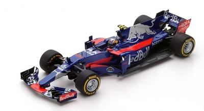 """Toro Rosso STR12 """"GP. Australia"""" nº 55 Carlos Sainz Jr (2017) Spark 1:43"""
