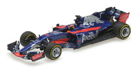 "Toro Rosso STR12 ""GP. China"" Danil Kvyat (2017) Minichamps 1:43 (x)"