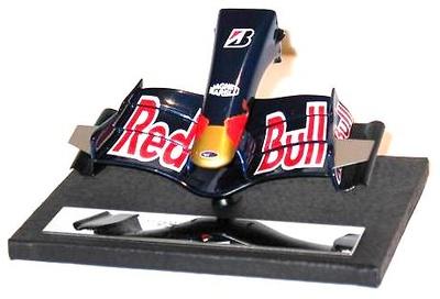 Toro Rosso STR2 Frontal del monoplaza (2007) Amalga 1/12