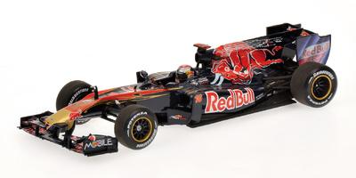 "Toro Rosso STR5 ""GP. Canadá"" nº 16 Sebastian Buemi (2010) Minichamps 1/43"
